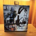 B11 P4 /P3/XBOX/ GAMING HEADSET CAMOUFLAGE BLUE
